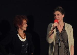 Maria Bonsanti con Marceline Loridan-Ivens