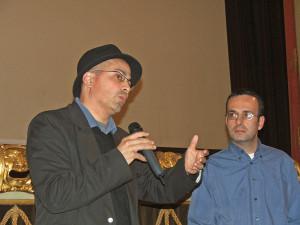 Andrés Di Tella e Daniele Dottorini al Festival dei Popoli 2008